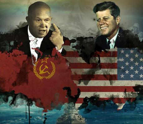Холодная война  как фактор развития